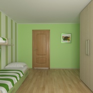 Childrens Bedroom. Preview 9