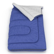 Sleeping Bag Blue. Preview 8