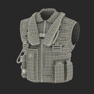 US Military Vest. Preview 4