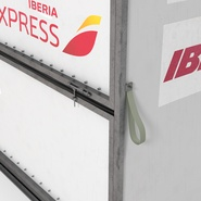 Airport Container Iberia Cargo. Preview 10
