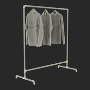 Iron Clothing Rack 5. Preview 28