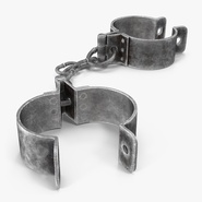 Old Metal Shackles