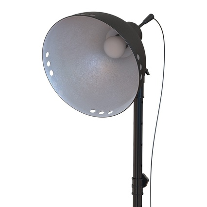 Photo Studio Lamps Collection. Render 40
