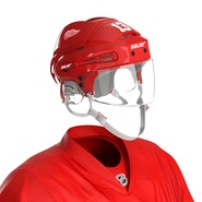 Hockey Equipment Detroit Red Wings. Preview 31