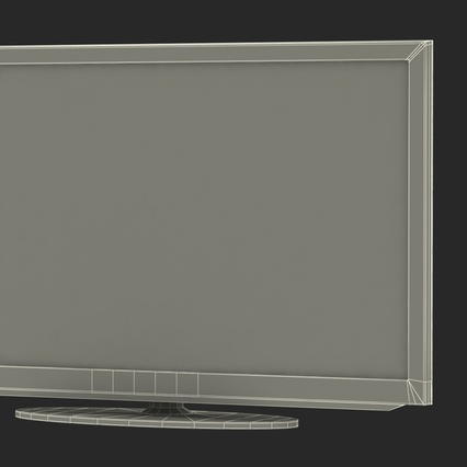 Samsung LED H5203 Series Smart TV 32 inch. Render 36