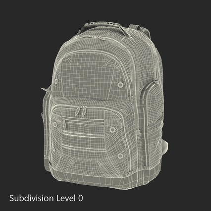 Backpack 2 Generic. Render 21