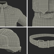Construction Engineer Uniform. Preview 23