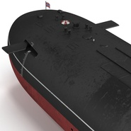 Typhoon Class Submarine. Preview 19