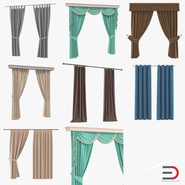 Curtains Collection. Preview 1