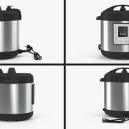 Electric Pressure Cooker Instan Pot. Preview 5