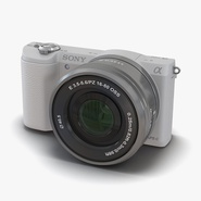 Sony Alpha 5100 White