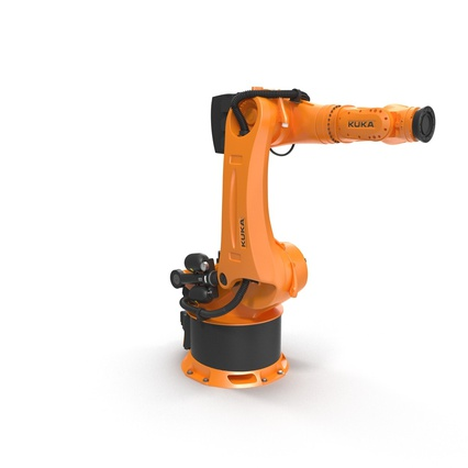 Kuka Robots Collection 5. Render 4