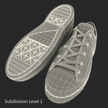 Sneakers Collection 4. Render 118