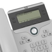 Cisco IP Phones Collection 5. Preview 31