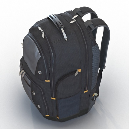 Backpack 2 Generic. Render 11