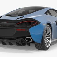 Supercar McLaren 570GT 2017. Preview 6