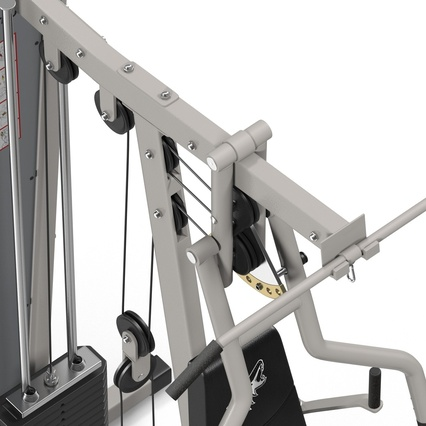 Weight Machine 2. Render 27
