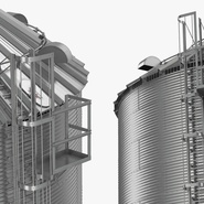 Grain Bin. Preview 9