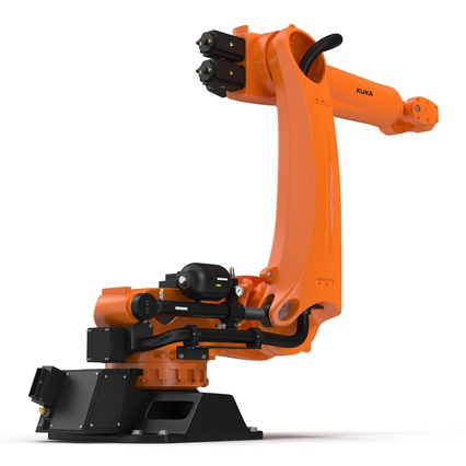 Kuka Robots Collection 5. Render 42