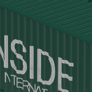 40 ft High Cube Container Green. Preview 29