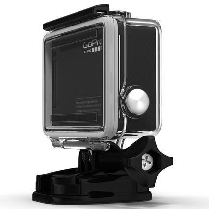 GoPro Collection. Render 64