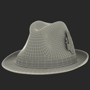 Fedora Hat 2. Preview 30