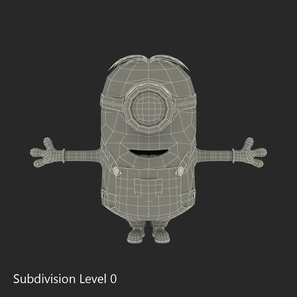 Minions Collection. Render 39