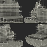 Sea Cargo Ship Generic. Preview 35