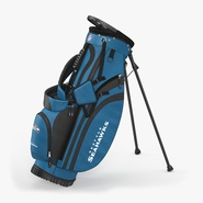 Golf Bag Seahawks