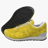 Sneakers 5 Yellow