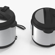 Electric Pressure Cooker Instan Pot. Preview 6