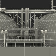 Gas Carrier Ship. Preview 41