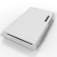 Nintendo Wii U Set White. Preview 25