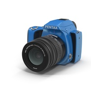 Pentax K-S1 Blue. Preview 3