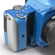 Pentax K-S1 Blue. Preview 21