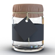 Glass Jar 3. Preview 8