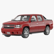 Chevrolet Avalanche 2014 Simple Interior