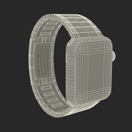 Apple Watch 38mm Link Bracelet Dark Space 2. Preview 4