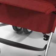 Baby Stroller Red. Preview 25