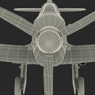Royal Air Force Fighter Supermarine Spitfire LF Mk IX Rigged. Preview 30