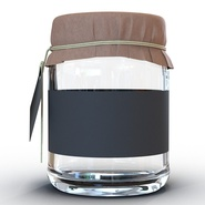 Glass Jar 3. Preview 7