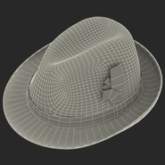 Fedora Hat 2. Preview 36