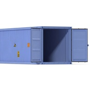 45 ft High Cube Container Blue. Preview 26