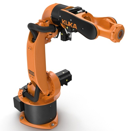 Kuka Robots Collection 5. Render 53