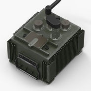TOW Missile Guidance Set and Battery. Preview 12