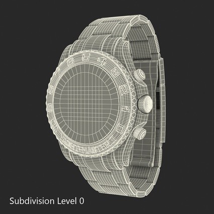 Rolex Watches Collection. Render 33