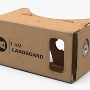 Google Cardboard VR Headset. Preview 6