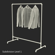 Iron Clothing Rack 5. Preview 18