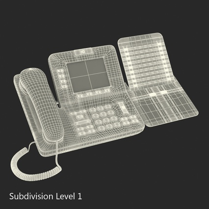 Cisco IP Phones Collection 6. Render 40