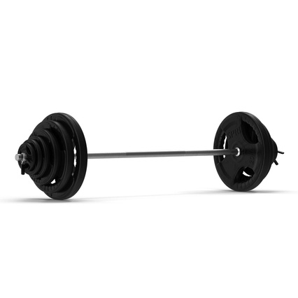 Barbells Collection 2. Render 23